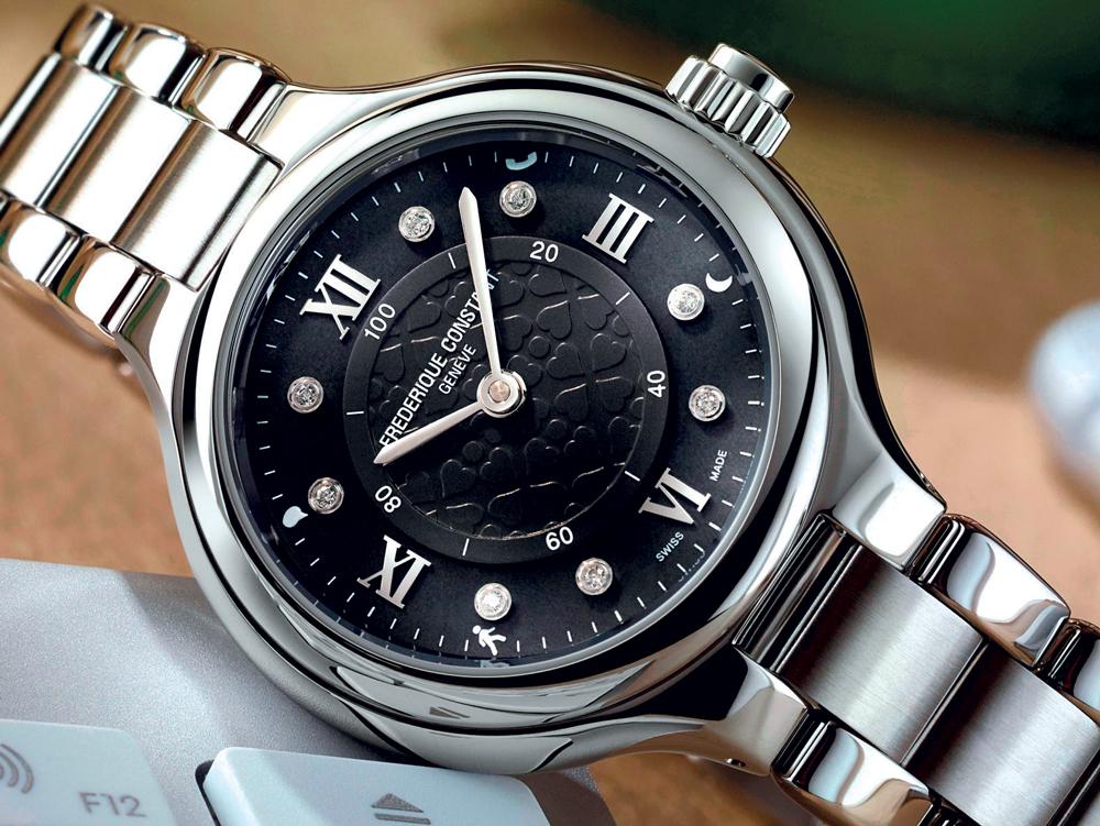 Часы frederique constant смарт